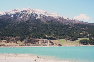 look to lake and mountains by ingeline-art