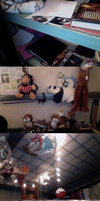 Other Stuff In my Room by Carbonated-Wrath