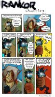 Rankor Chronicles: 133rd page by SandraMJ