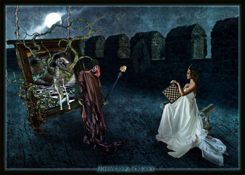 Chess and Death by Exilia