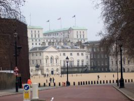 horse guards buildings by smevstock
