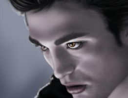 Edward Twilight close up by stlcrazy