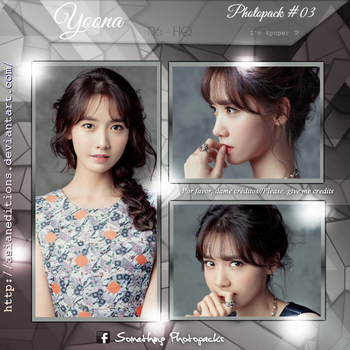 +YOONA | Photopack #03 by AsianEditions