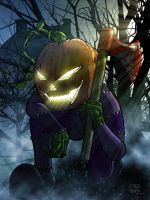 Pumpkin Guy 2012 by Kenpudiosaki