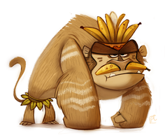 Day 735# - Going home tomorrow :P by Cryptid-Creations