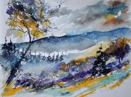 watercolor 311030 by pledent