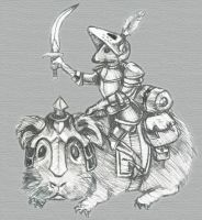 Sir Squeak by old-stone-road
