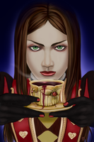 Alice Madness Returns by Blackdusk
