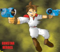 Gunstar Heroes by TheWax