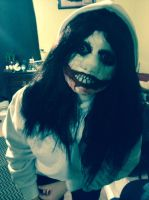 My Jeff The Killer Costume c: by OHo3o