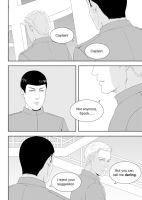 [Star Trek] Kirk x Spock comic by trackhua