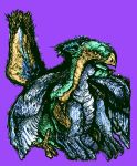 Dinobird Color 2 by racingspoons