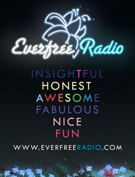 Everfree Radio print ad #2 by SterlingPony