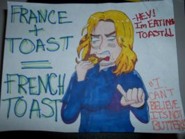 France+Toast- FRENCH TOAST by bigtimetransfan27