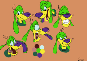 Padson Expressions by MartonSzucsStudio