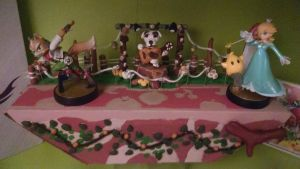 Animal Crossing Stage SSB by BroadwayBacon