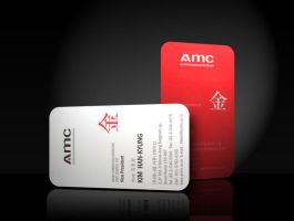Realistic Business Card + PSD by ned4spd