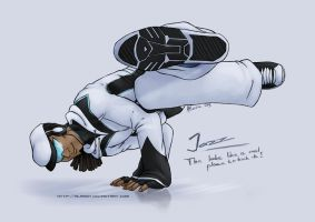 Let's kick it by Alassa