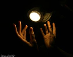 Reaching for the light by Lument