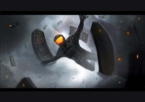 Starship Troopers by GremlinCat