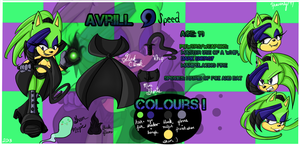 Avril .:Reference:. by SephoraInSpace