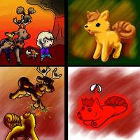 Vulpix I Choose You! by CleverConflict