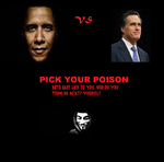 ANONYMOUS POSTER: pick your poison by anonymouswof123
