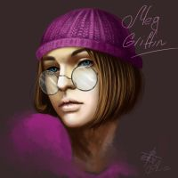 Meg Griffin by AliceSad