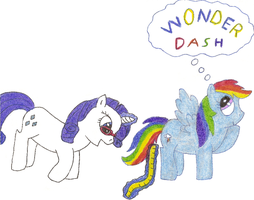 Dress Up Dash - Hand drawn by ItsTheWhinyGuys