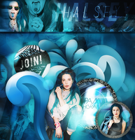 halsey by PamHoran