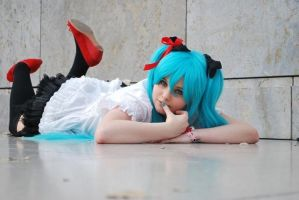 Hatsune Miku ~ World Is Mine by dad-dodo