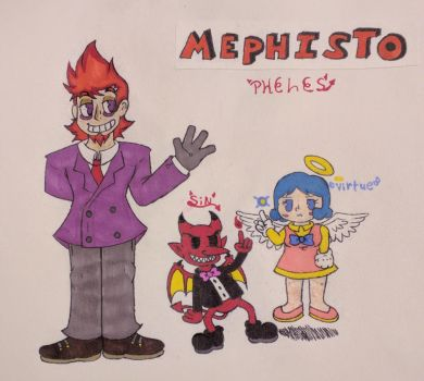 Mephisto Pheles by solidservine97