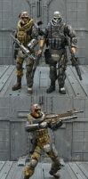Army of Two by Jin-Saotome