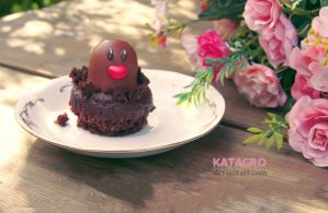 One Diglett, please! / charity action