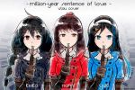 -UTAU- Million-Year Sentence of Love by Keichan411