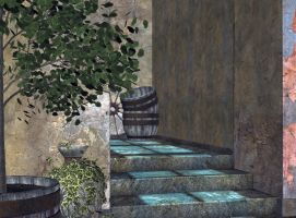 Background room stock 01 by Ecathe