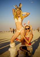Burningman bunnies by the-little-skylark