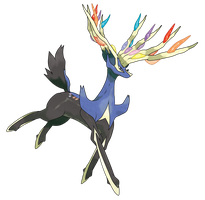 Xerneas by TheAngryAron