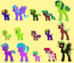 Randomizer Results 31 - 45 by MKBrony