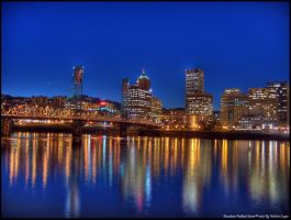 DowntownPortlandSunset-color- by metro