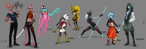 rule 63 - all together now by shoze