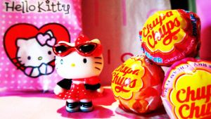 Hello Kitty Candy I by DanDare77