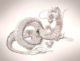 Year of the Dragon by kGoggles