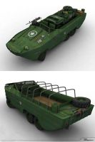 Amphibious Transport V2 by todd587