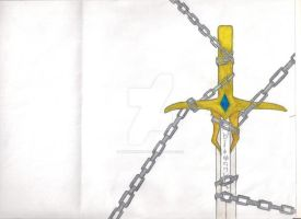 Excalibur (scan) by tsukasawolf