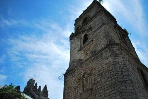 Paoay Church by AngelAngeles