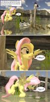 A Reunion with Fluttershy (Part 7) by Axel-Doi