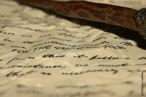 A letter to Grindelwald by themagicofpotter