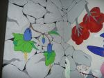 Wall painting 31-08-2011 by MvrLiset