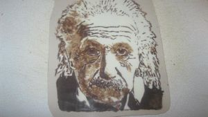 Einstein Chocolate by TayaTime